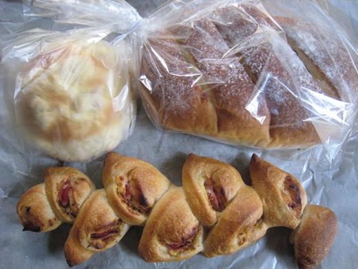 アルムのパン屋