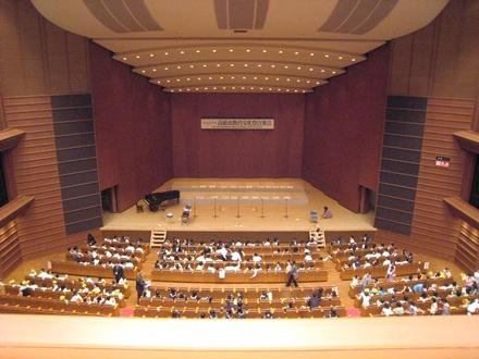 サンポートホール高松大ホール
