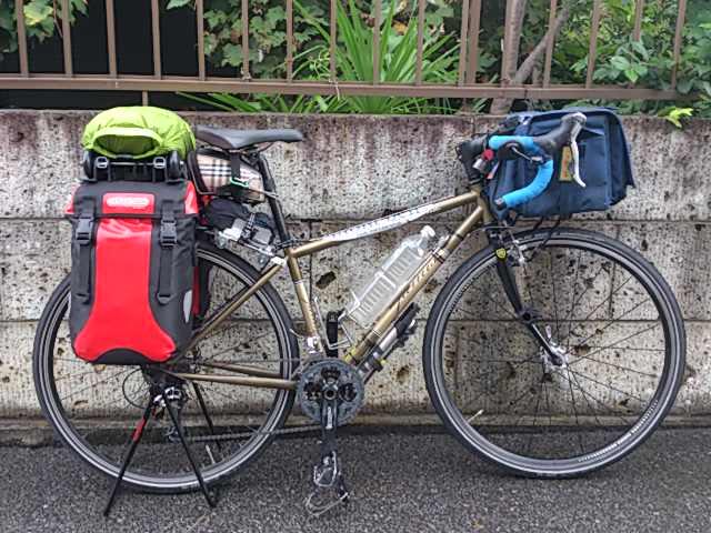 自転車旅の装備と準備全般 ...
