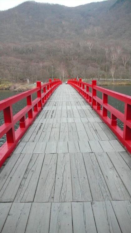 大沼湖に架かる橋3
