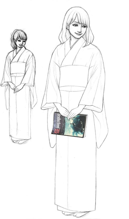枡田絵理奈着物メモ