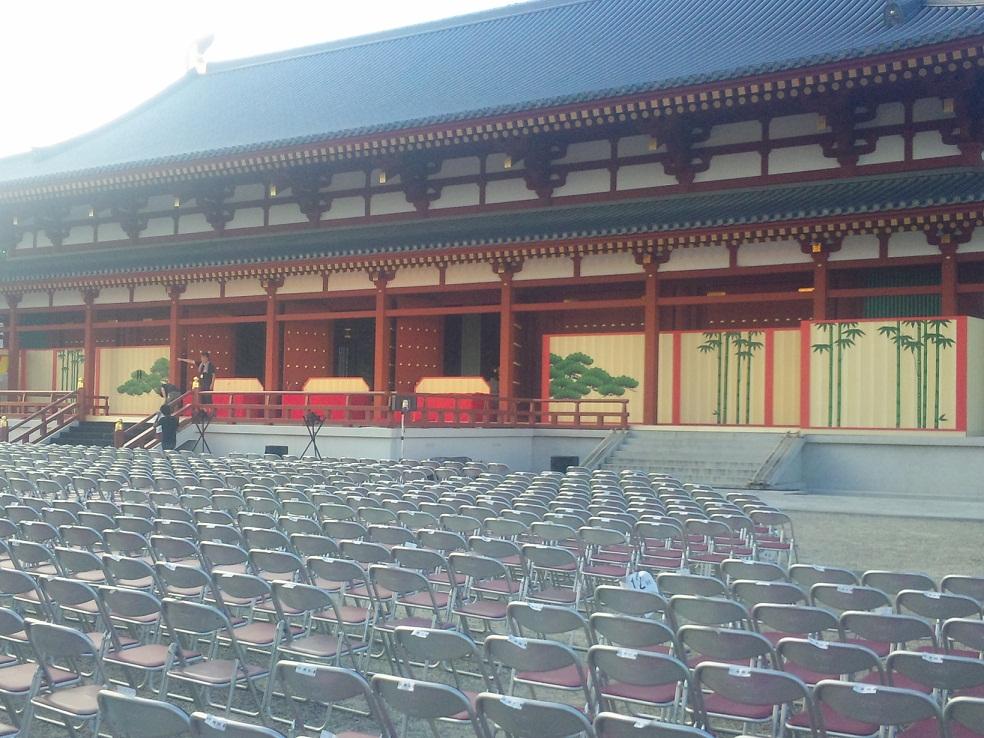 薬師寺奉納歌舞伎