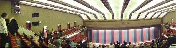 歌舞伎座 最期