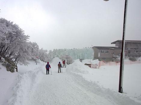 御在所スノーハイク-12