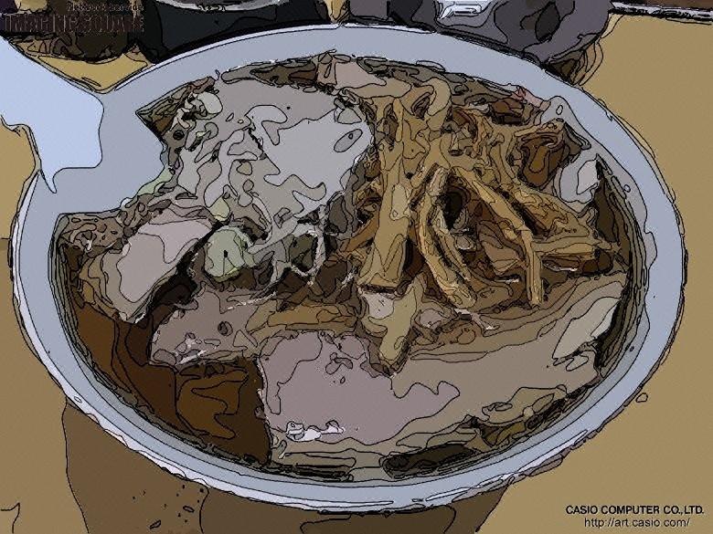 みさわ3(シルクスクリーン)