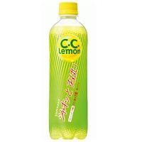 シャキっとすっぱいC.C.レモン