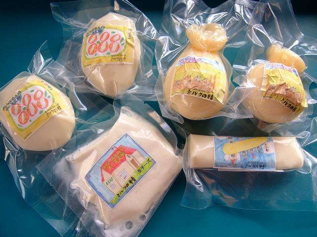 4種類のチーズ