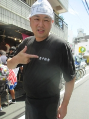 烈志笑魚油 麺香房 三く【壱参】-3