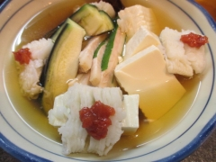 烈志笑魚油 麺香房 三く【壱参】-9