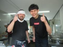大つけ麺博2014 第一回みんなで選んだご当地つけ麺GP 第一陣 ~くり山~-8
