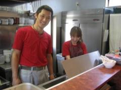 『つけ麺 目黒屋』ホームページ開設と通販開始のお知らせ♪-1