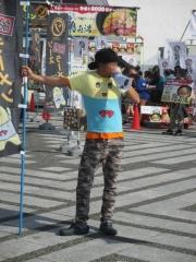 東京ラーメンショー2014 第1幕 ~彩色ラーメンきんせい「なにわの金の塩」~-14