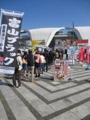 「東京ラーメンショー2014」第2幕 中華蕎麦 とみ田×麺屋 一燈「渡り蟹の白湯そば」-4