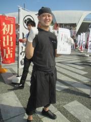 「東京ラーメンショー2014」第2幕 中華蕎麦 とみ田×麺屋 一燈「渡り蟹の白湯そば」-9