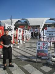 「東京ラーメンショー2014」第2幕 中華蕎麦 とみ田×麺屋 一燈「渡り蟹の白湯そば」-8