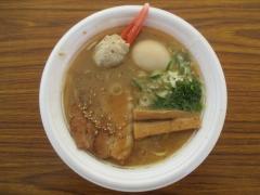 「東京ラーメンショー2014」第2幕 中華蕎麦 とみ田×麺屋 一燈「渡り蟹の白湯そば」-14