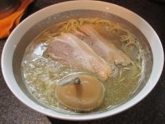 中華ソバ 伊吹×烈志笑魚油 麺香房 三く コラボ限定「麺 一期一会三」-16