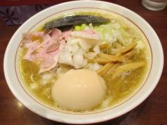 煮干中華そば つけめん 鈴蘭【壱九】-3