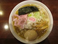 煮干中華そば つけめん 鈴蘭【壱九】-4