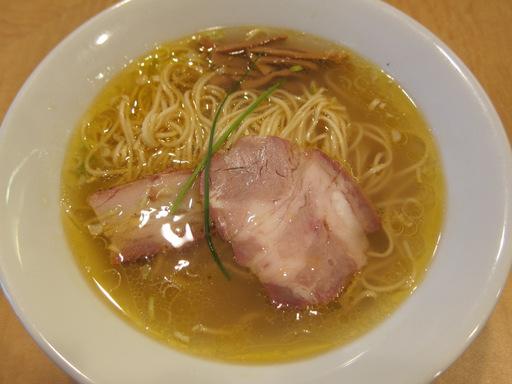 Japanese Soba Noodles蔦(塩そば)
