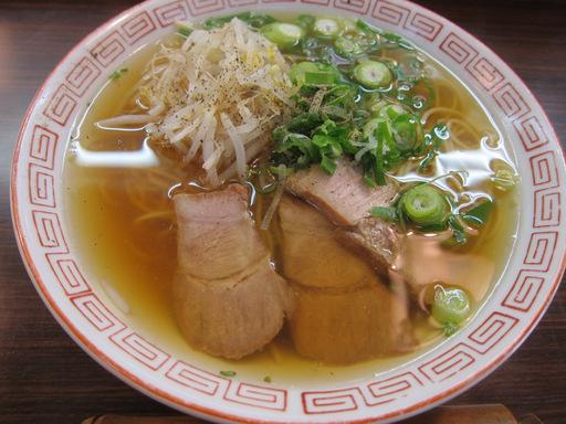 時雨寿司(中華そば)