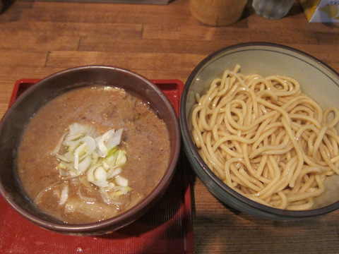 群青(つけ麺二代目)