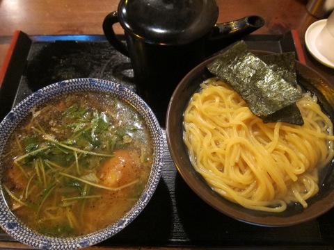 桔梗(⑩塩つけ麺)