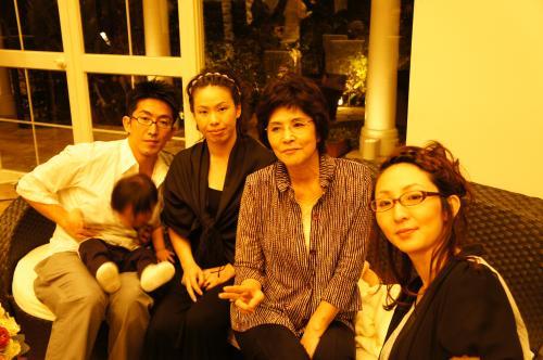 麻里子家族