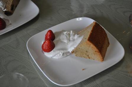 23シフォンケーキ