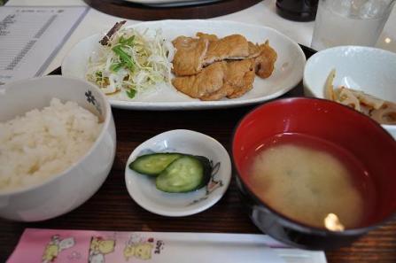 ⑦生姜焼き