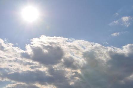 1.いい天気