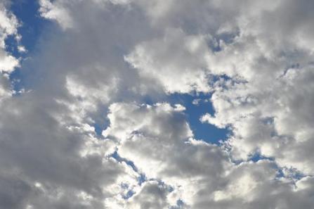 17.雲がふえた
