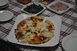 4.ピザ&惣菜
