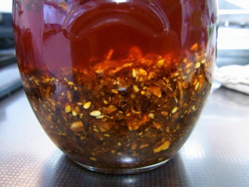 R0010913 自家製 食べるラー油