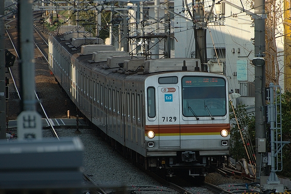 @自由が丘駅