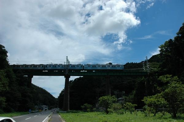 @稲梓駅~蓮台寺駅間
