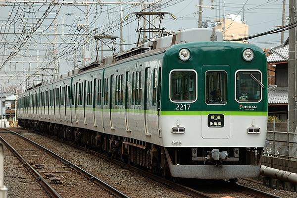 @枚方公園駅