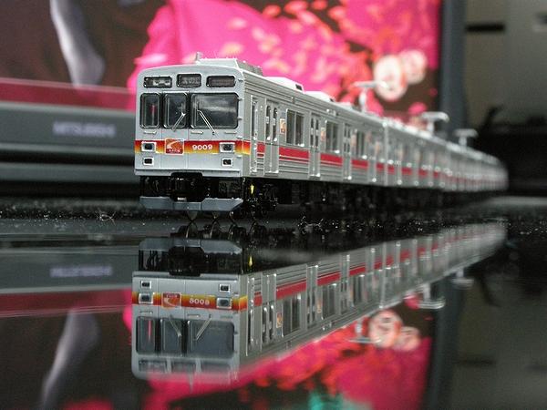 東急9000系9009F(大町線仕様)