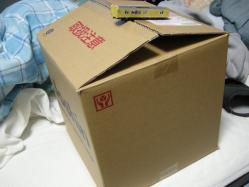 また届いた箱