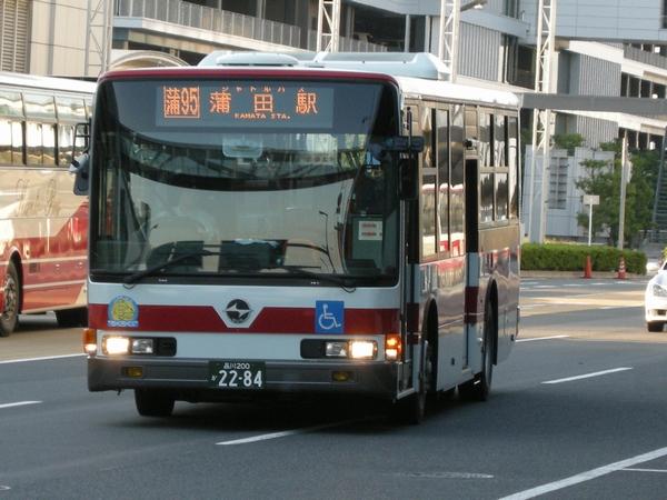 今回乗ったノンステリムジンバス