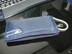 現行の財布