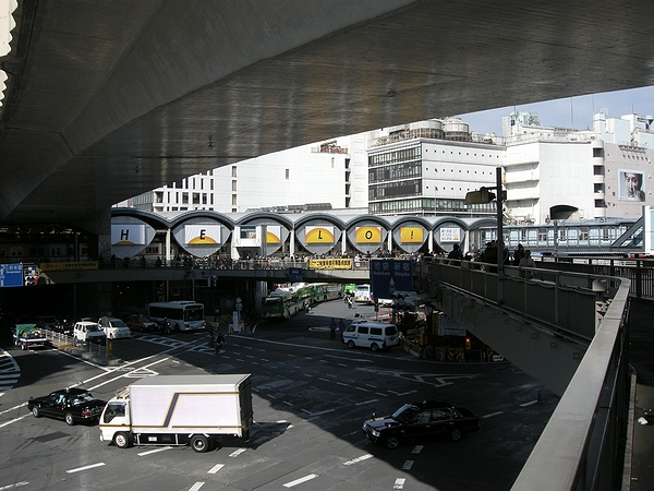 @渋谷駅付近