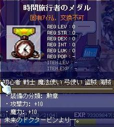 攻撃力10の勲章