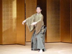 山村流舞の会1