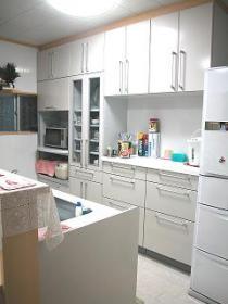 橋本キッチン④施工後縮小