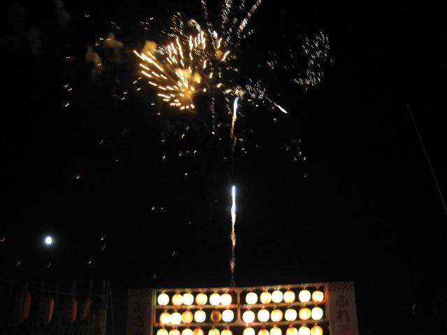 祭り花火1