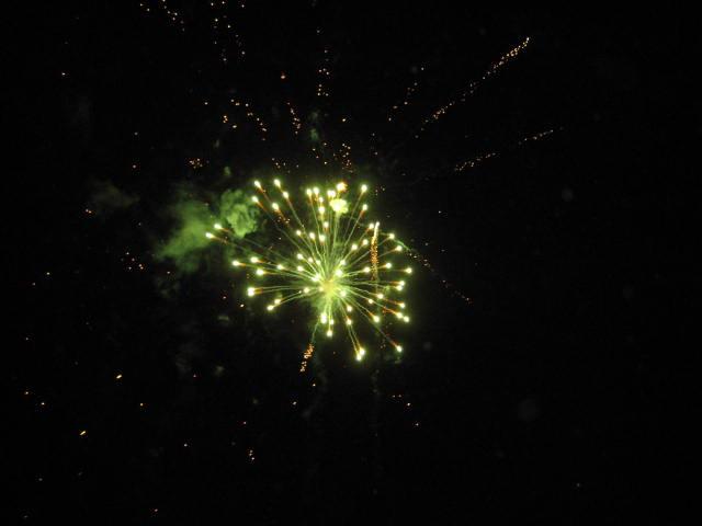 祭り花火2