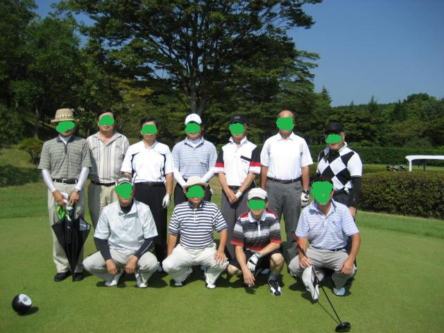 2010-09-05クラス会ゴルフ