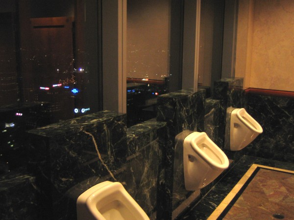 urinals forty one