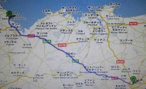 Binic Map